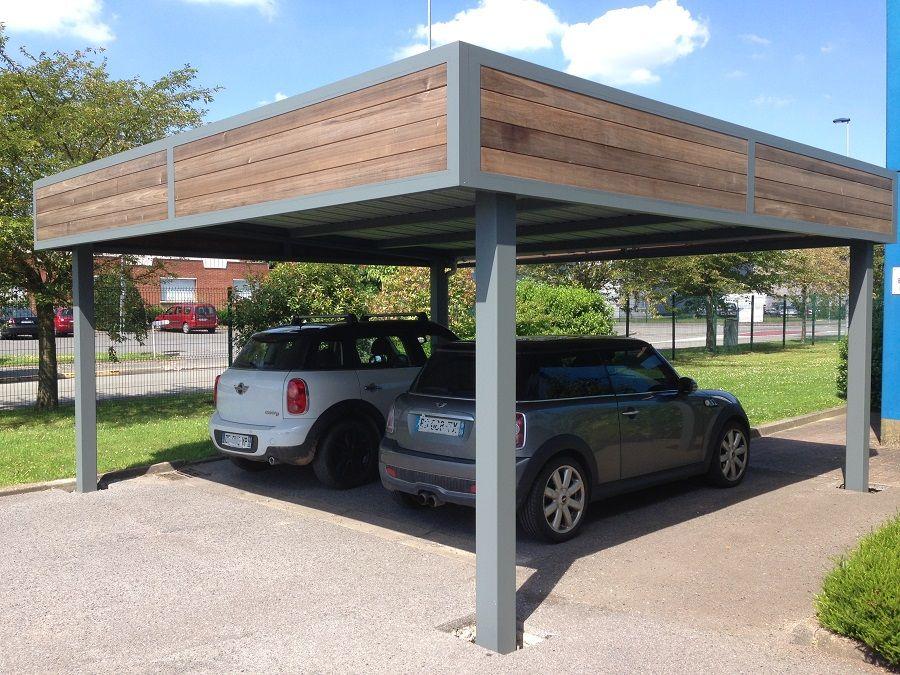 carport aluminium Abri de voiture moderne, Ports de