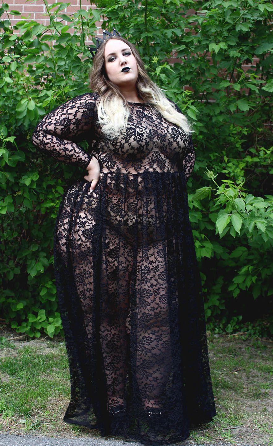 from Adrien sexy gothic women bbw