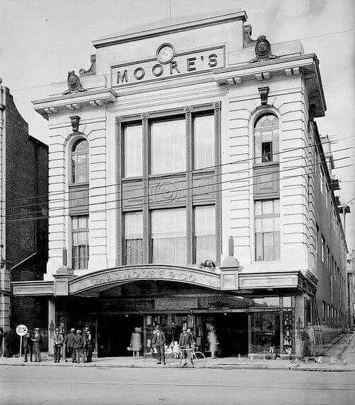 Moore S Store In Perth Western Australia Year Unknown Western Australia Travel Perth Western Australia Western Australia