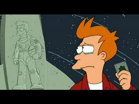 editorial why the luck of the fryrish is the best futurama