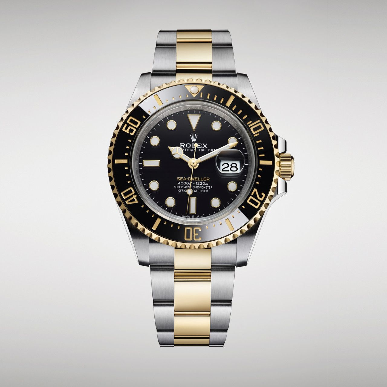 Pin by Coffin and Trout Fine Jewellers on Rolex Gold