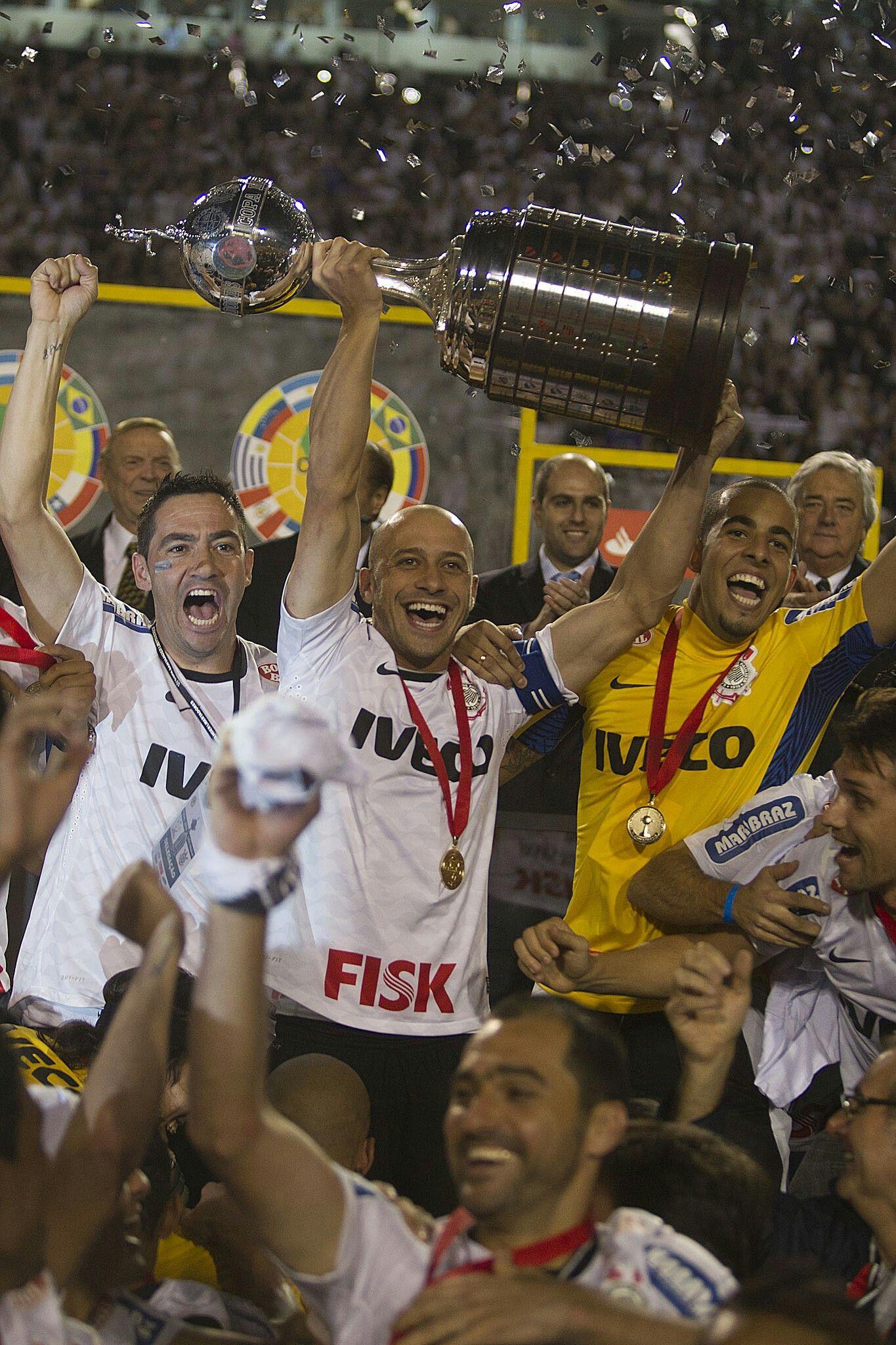 Corinthians Campeao Da Libertadores 04 07 2012 Libertadores 2012 Corinthians 2012 Campeoes Libertadores