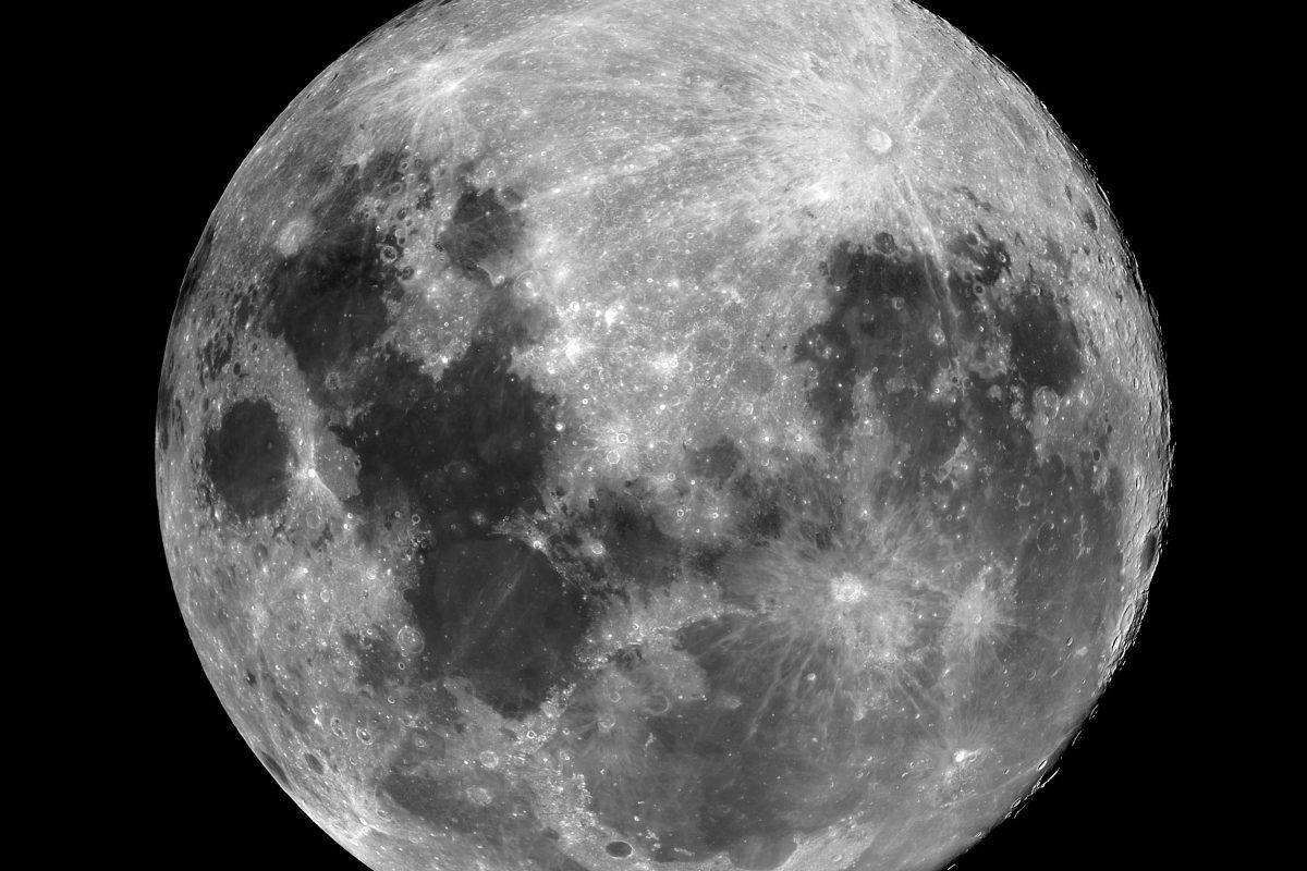 Super pink moon to rise tonight — the biggest full moon of 2020 ...