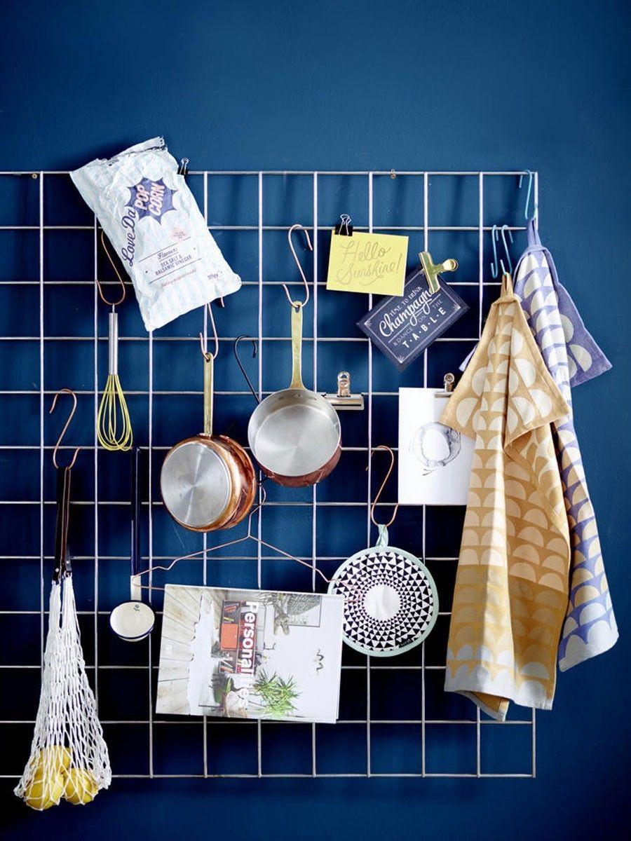 4 einfache ideen kreative wandgestaltung leicht gemacht k che. Black Bedroom Furniture Sets. Home Design Ideas