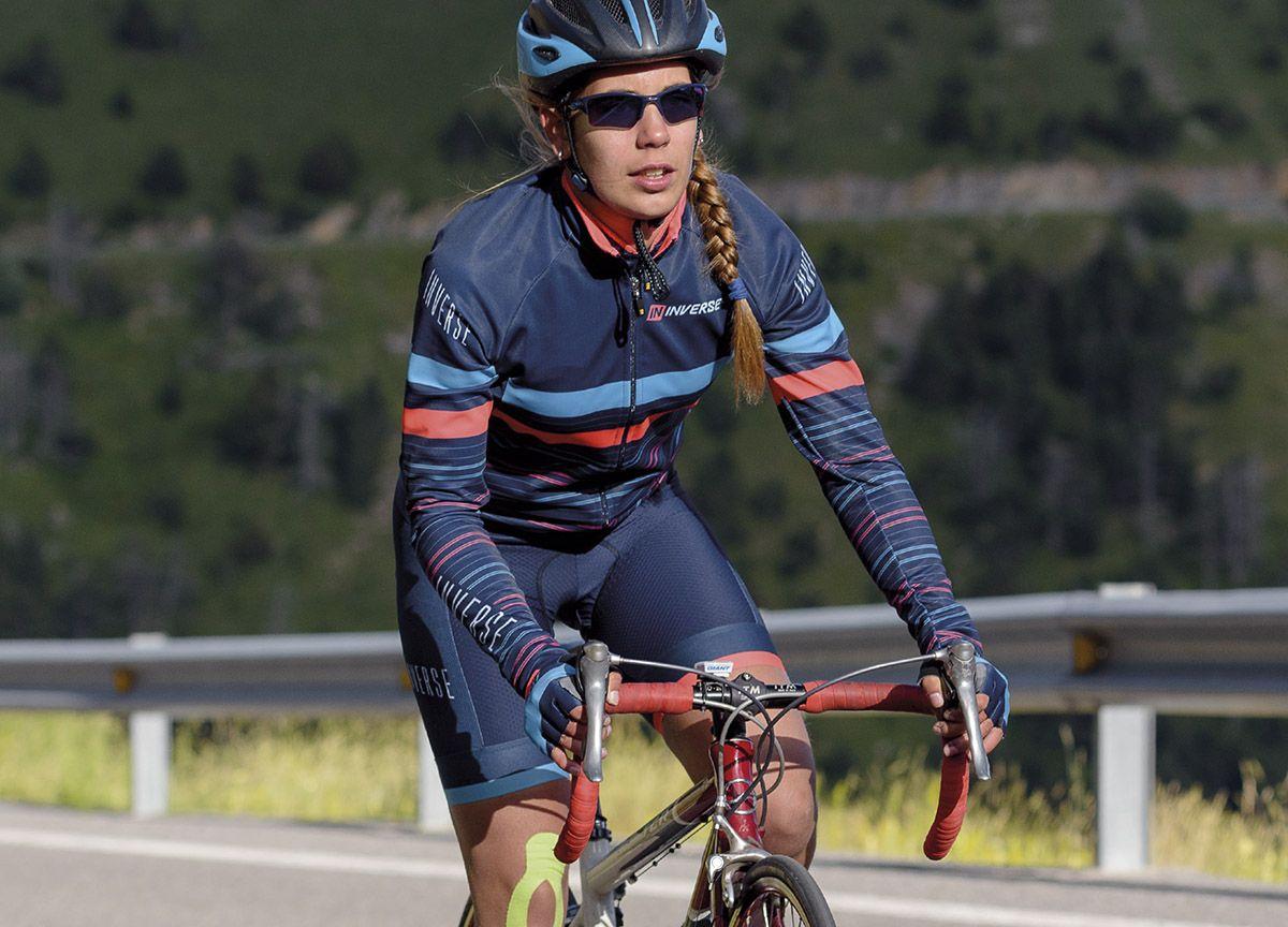 Equipación ciclista mujer RACE 2017 de Inverse  2f4c6441f851c