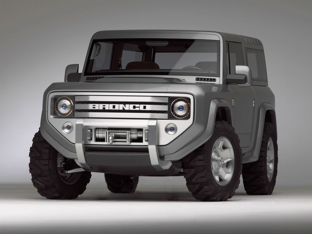 The Story Of The Ford Bronco Ford Bronco Concept Ford Bronco Bronco Concept