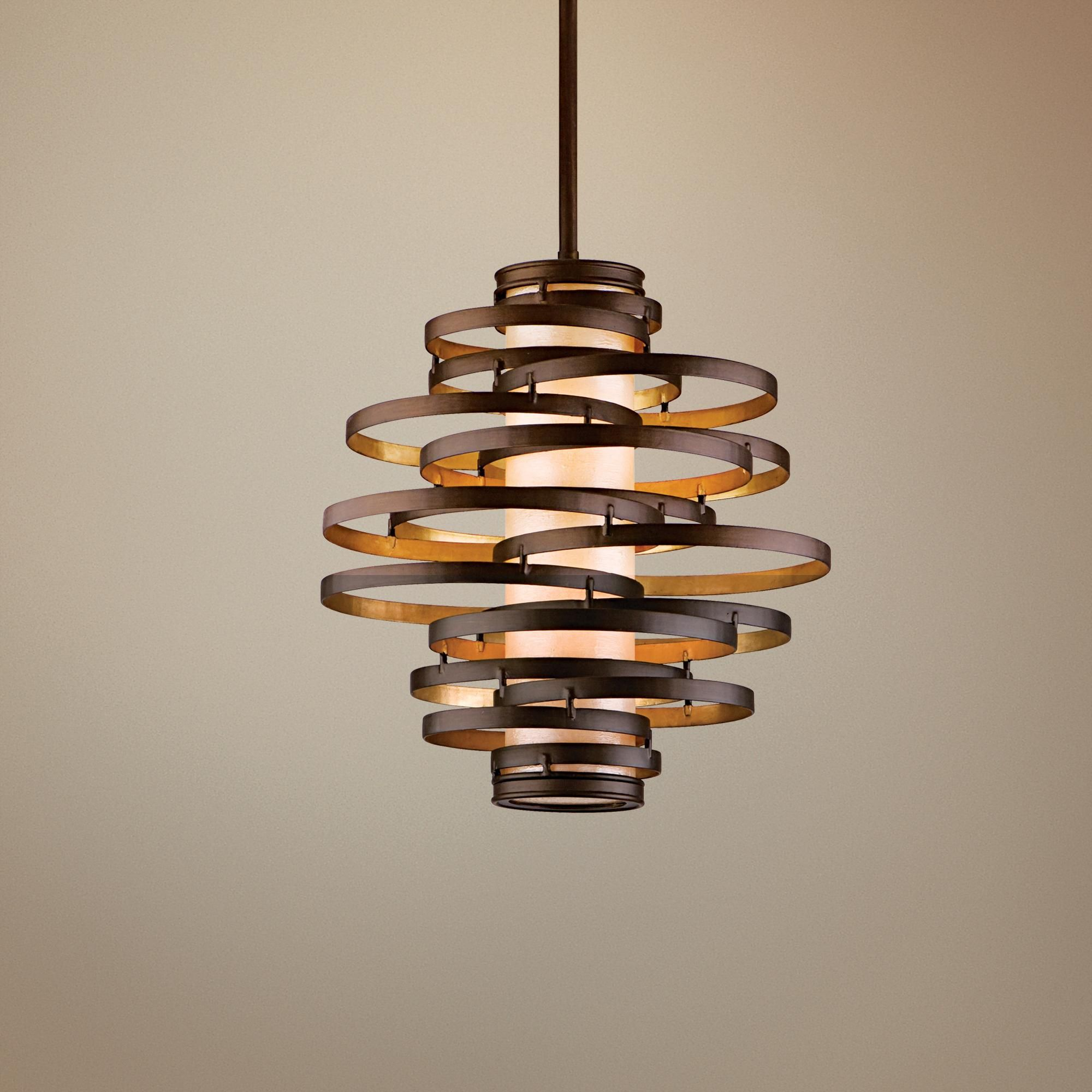black gantvertigo pendant elegantvertigo l petite suspension of by style friture cm vertigo small