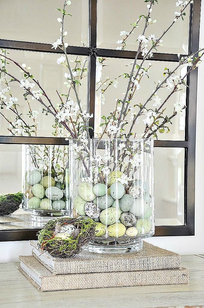 Photo of EASY AND PRETTY EASTER ARRANGEMENT – StoneGable