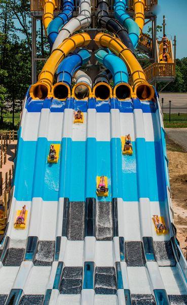Big Wave Racer Hits Six Flags Hurricane Harbor Hurricane Harbor Six Flags Great Adventure Six Flags
