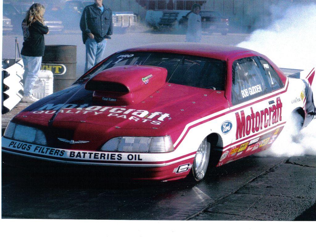 Bob glidden great ford racer