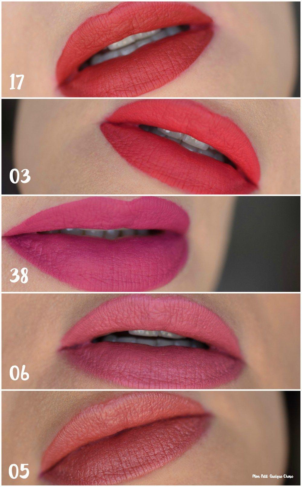 Rouge Velouté Sans Transfert De Sephora Rouges à Lèvres