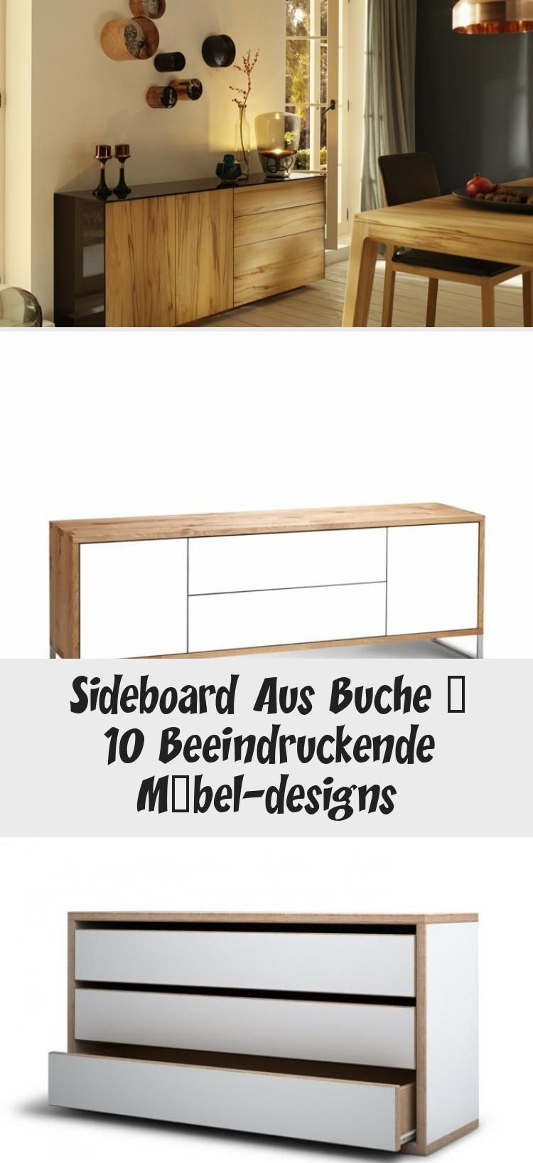 sideboard aus buche – 10 beeindruckende möbel-designs | decor