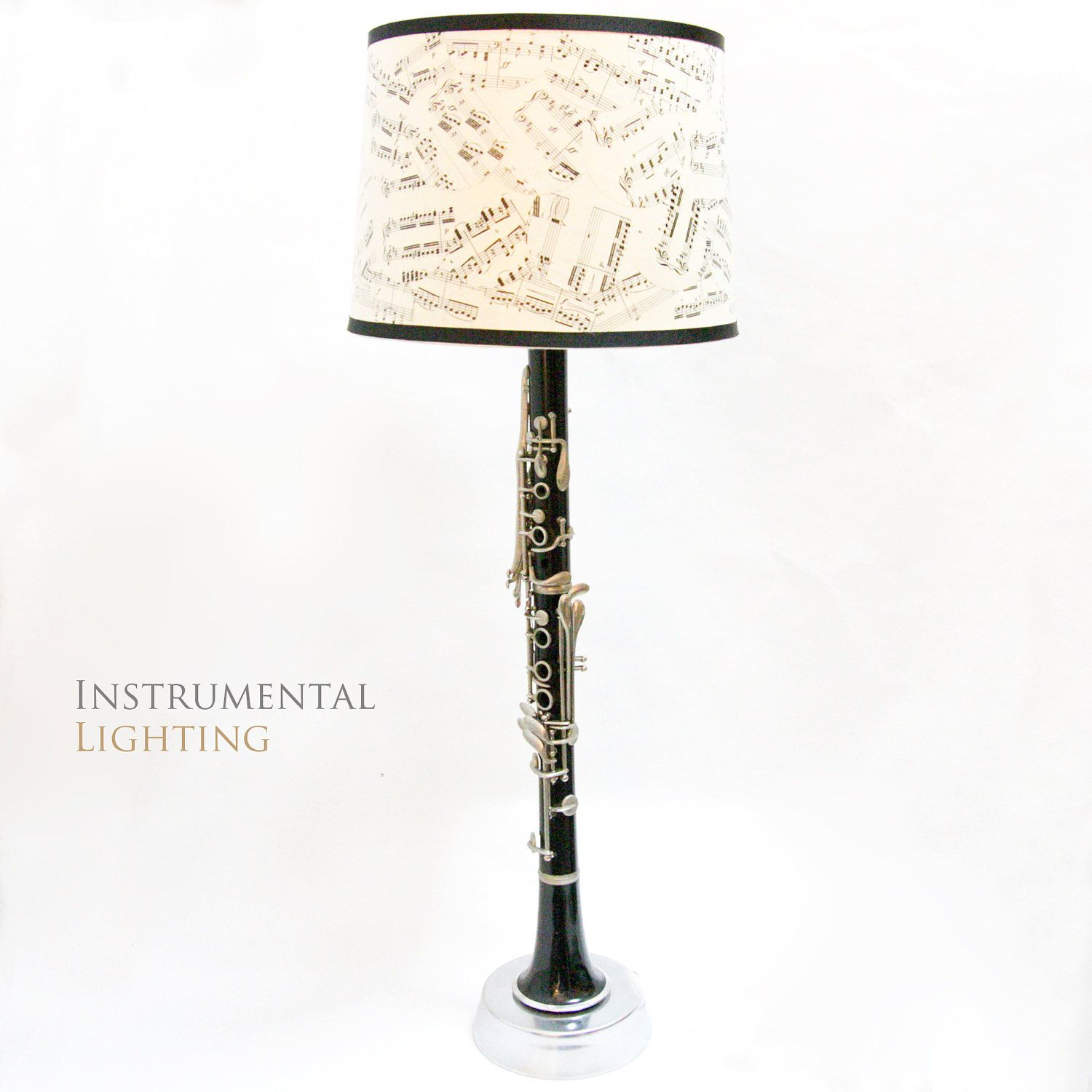 Image result for clarinet lamp