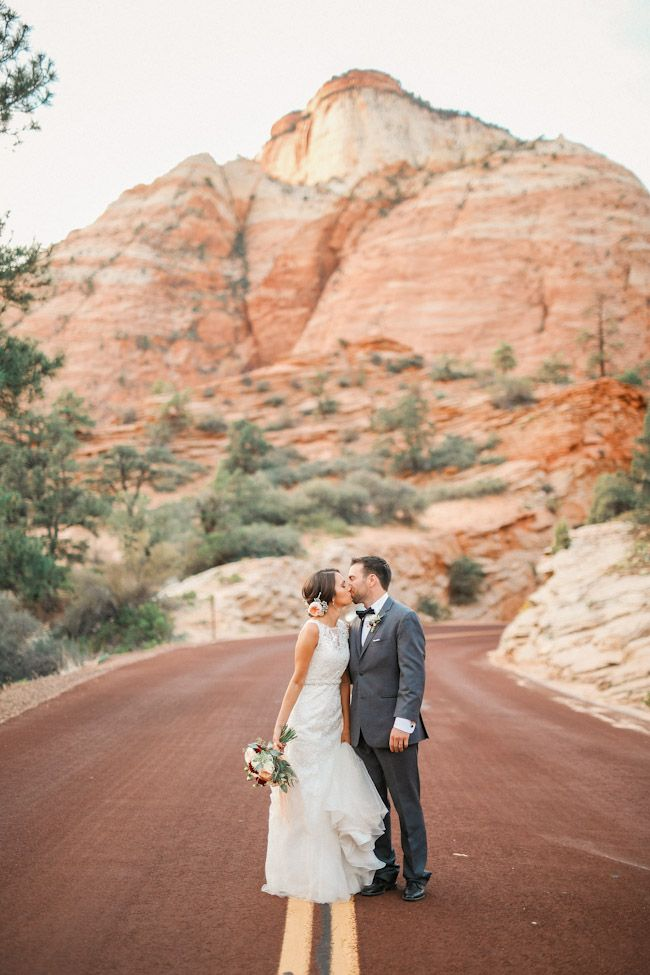 Utah Wedding Photographer Zion National Park Kelly John Http