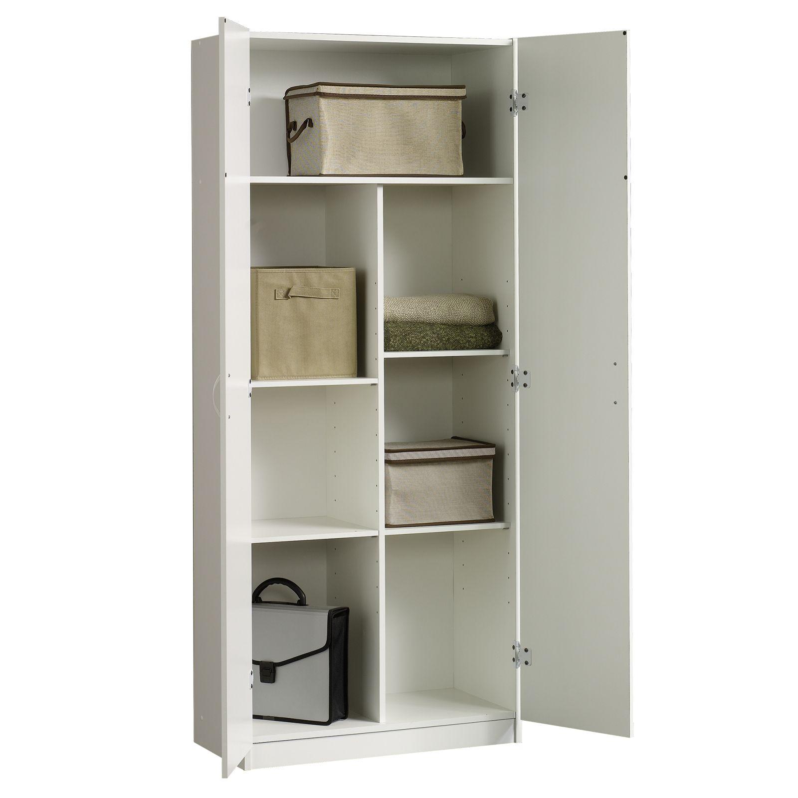 Hoch Holz Speicher Kabinette Mit Turen Kuchenschrank Lagerung