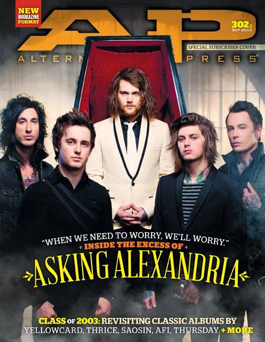 302 Asking Alexandria Asking Alexandria Alexandria Asking