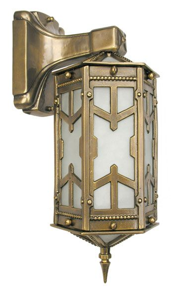Antique Replica Wall Sconces : Vintage Antique Reproduction San Simeon Victorian Porch Light Wall Sconce Lights I love ...