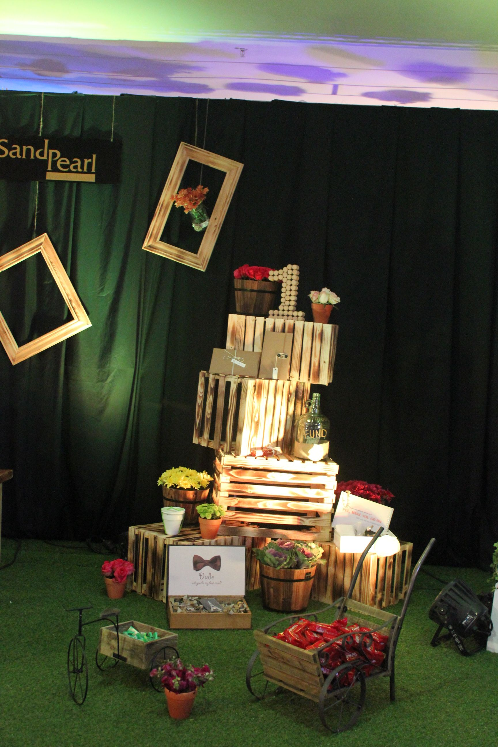 SandPearl Stand