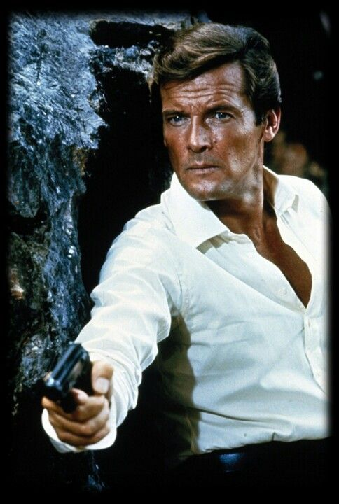 Roger Moore (AKA Bond, James Bond)