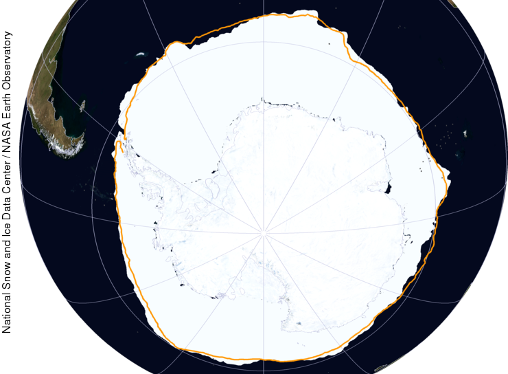 Analysis With Images Sea Ice Antarctic Weird Facts