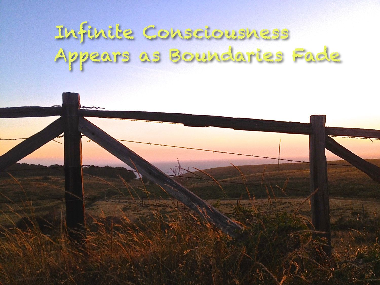 Poster Infinite Consciousness Appears as Boundaries Fade by MeditationGroveArts on Etsy