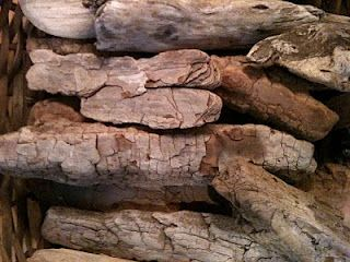 drift wood collection