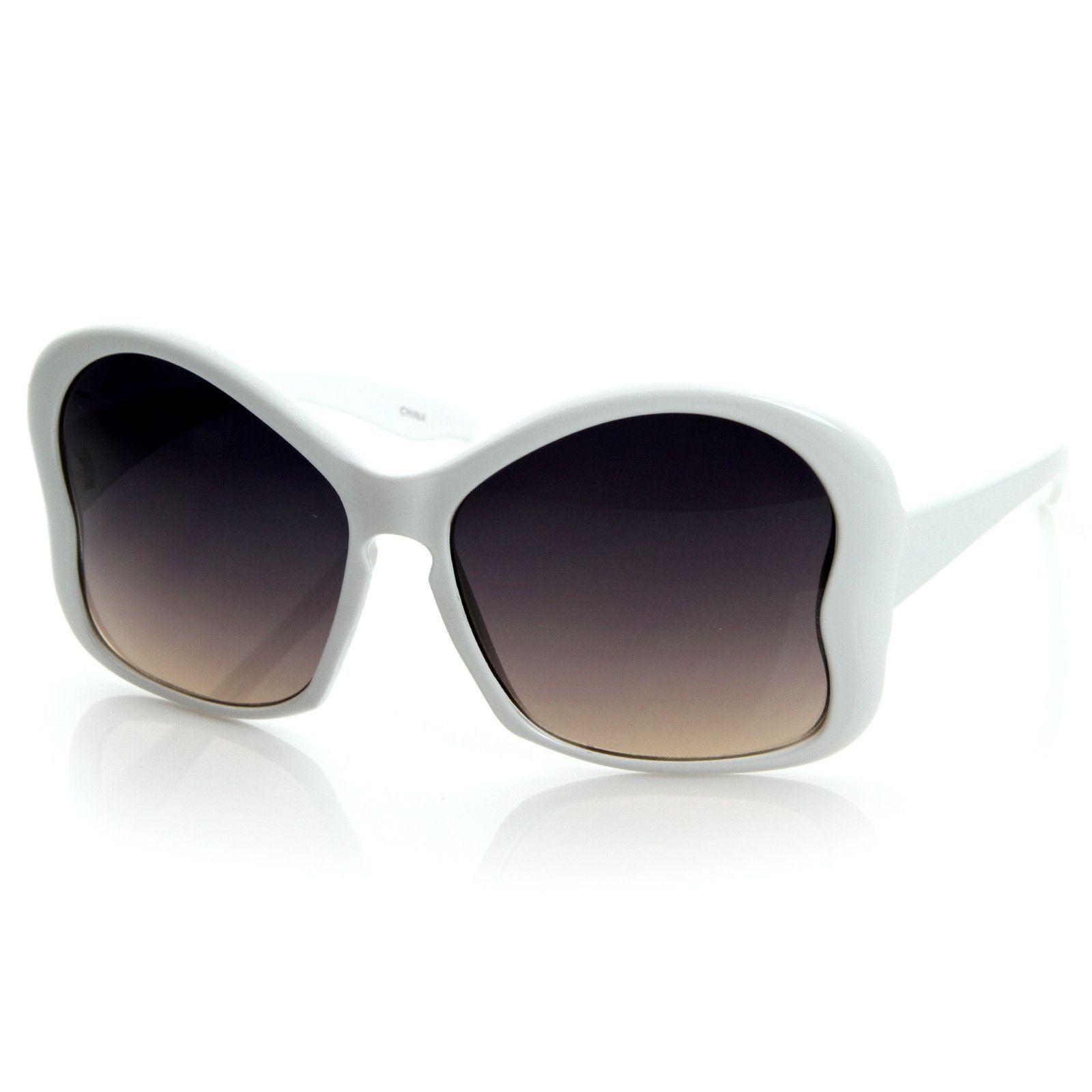34b1a5c0dc Sexy Womens Fashion NYC Model Designer Oversize Butterfly Shape Sunglasses  8576