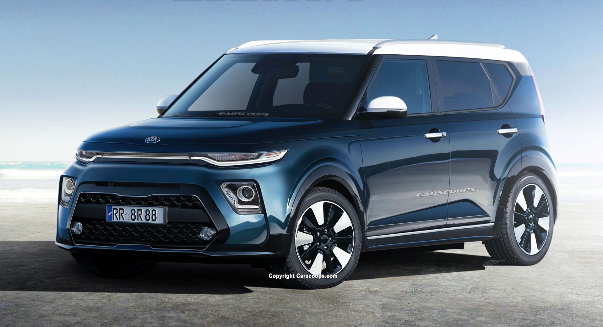 2020 Kia Soul Looks Interior Engines And Everything Else We Know Carscoops Kia Soul Interior Kia Soul Kia