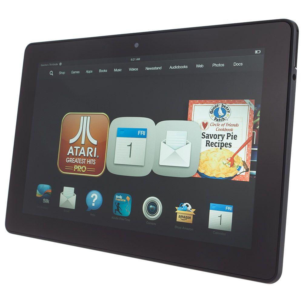 Amazon Kindle Fire HDX 8 9