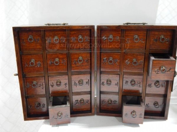 Japanese Apothecary Chest Medicine Cabinet W Key Japanese Medicine Medicine Cabinet Apothecary