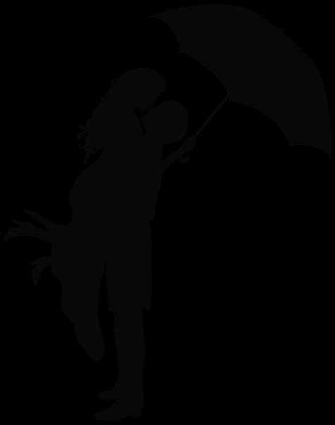romantic couple silhouettes png clip art image silhouettes rh pinterest com romantic clip art images free romance clip art free