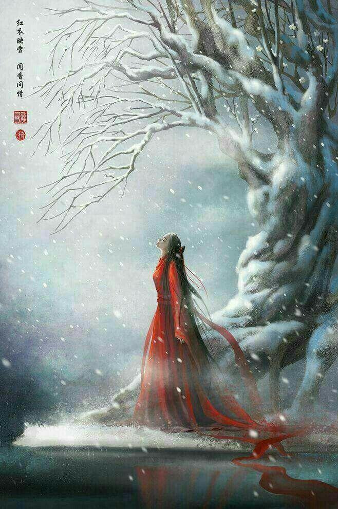 Pin oleh Yua di CHINESSE di 2020 Pemandangan, Ilustrasi