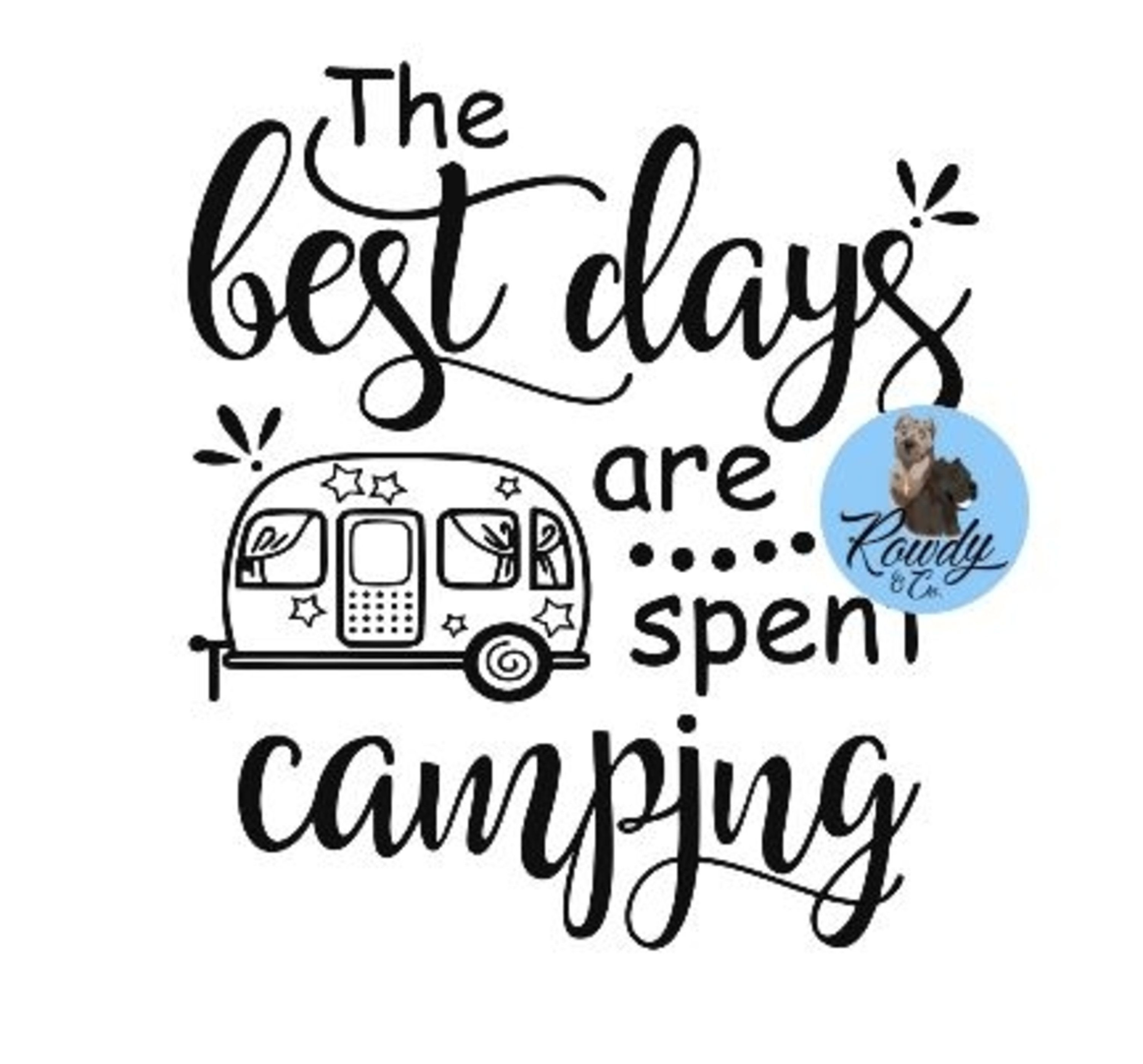 Camping svg file, Camping svg, Lady campers svg, Camping sign svg, Camping, Camper svg, The best da