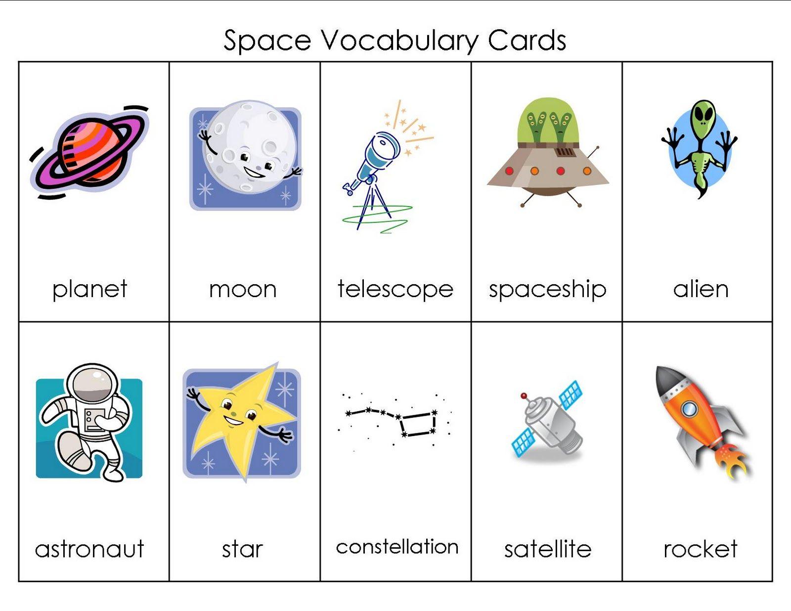 Mrs. Shelton's Kindergarten: Preparing for SPACE Week ...