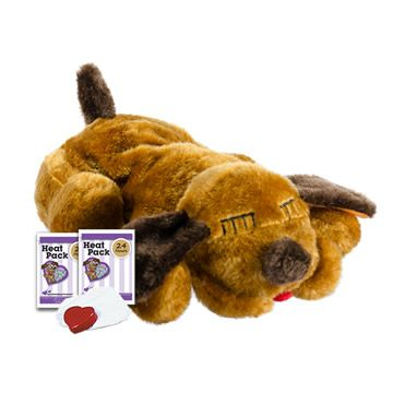 Snuggle Puppie Is A Unique Pet Toy That Actually Has A Heartbeat