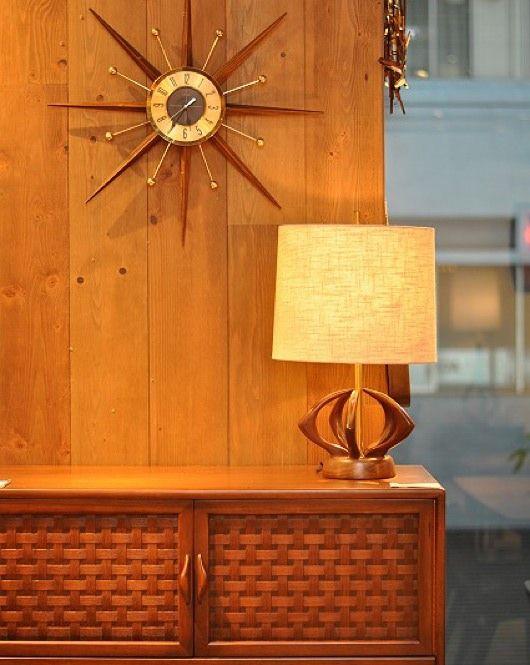 #acmefurniture #acmeshibuya #starburst #clock #welby #starburstclock  #furniture #california