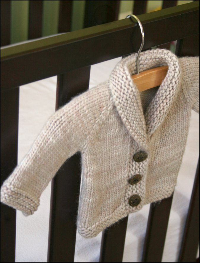 c9d993c81 newborn knitting patterns free - for when friends have their baby. Cardigan  for my sweet nephew. If I start on it now I bet I can finish before he  starts ...