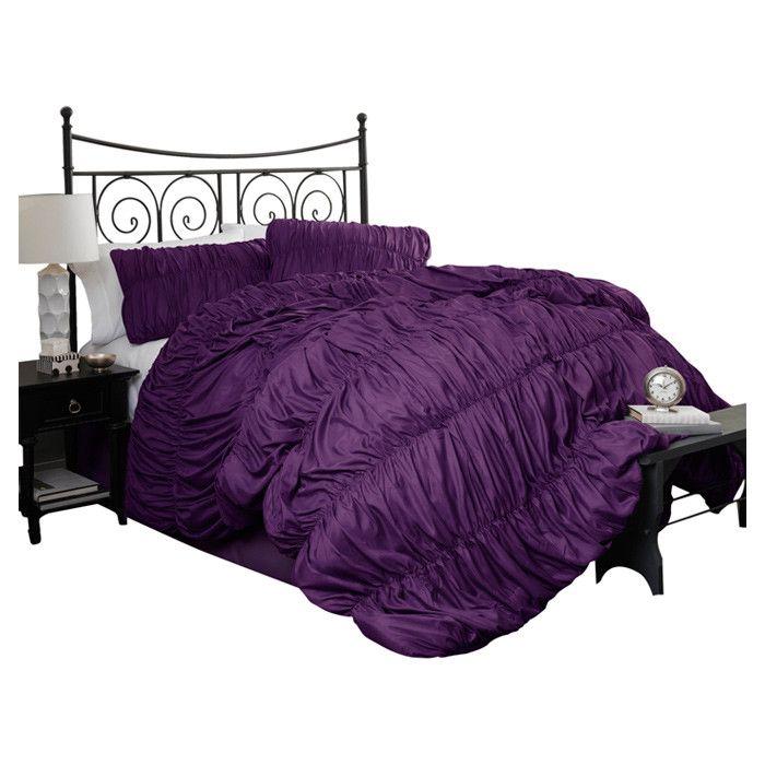 Lush Decor Venetian 4 Piece Comforter Set Reviews Wayfair Justfabsweeps