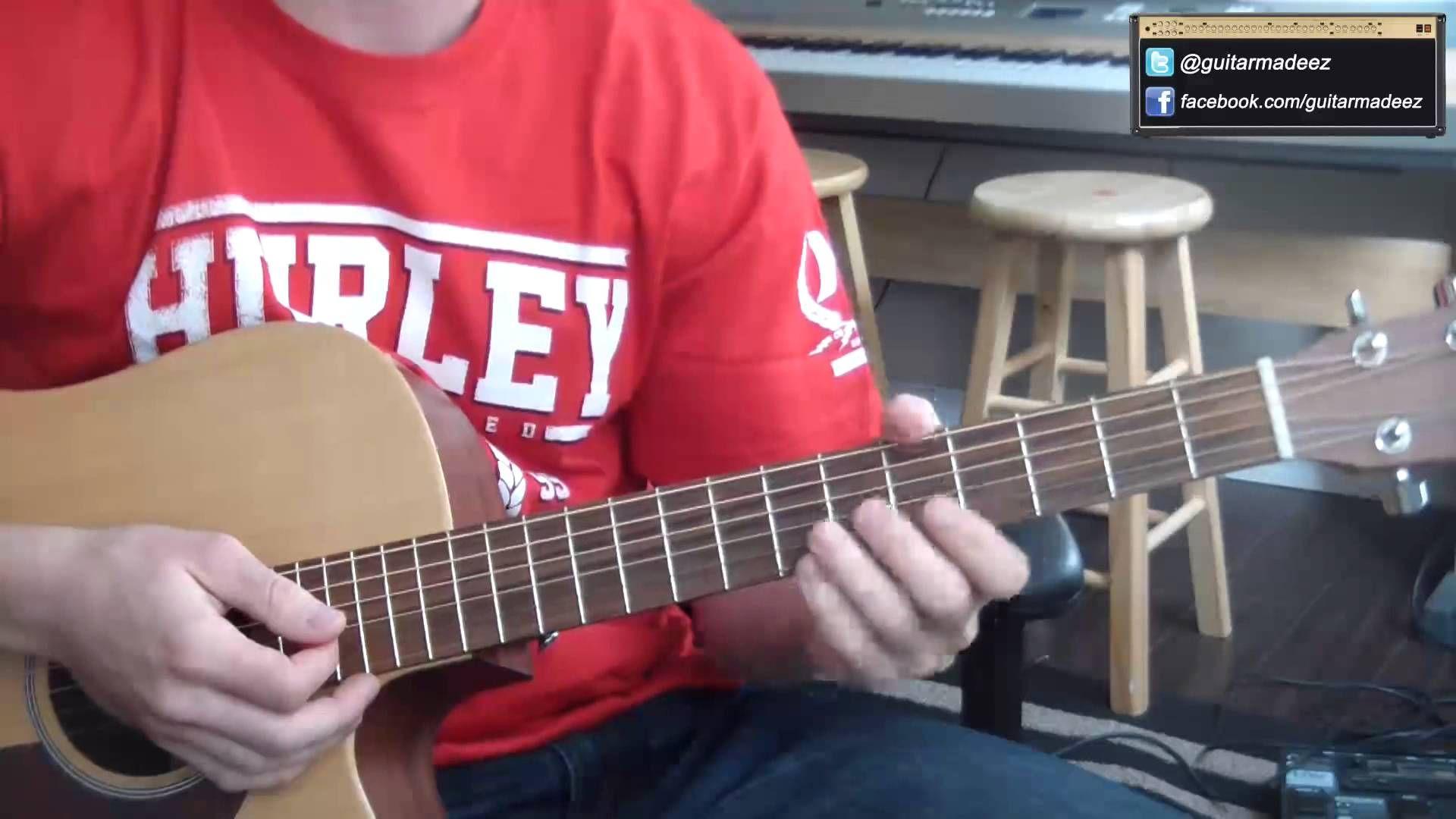 John Denver Thank God Ima Country Boy Guitar Tutorial Song