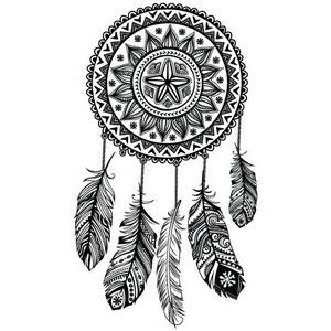 What Is A Dream Catcher Extraordinary Dream Catcher Mandala Tattoo  Google Search  Ink  Pinterest Inspiration Design