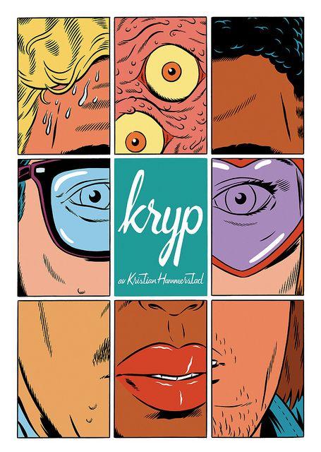 Kryp by Kristian Hammerstad