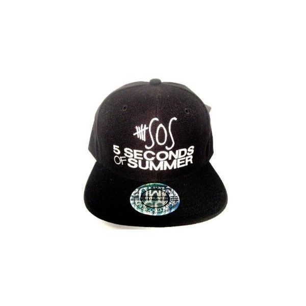 c51c97fc59a 5sos hat ❤ liked on Polyvore featuring accessories and hats