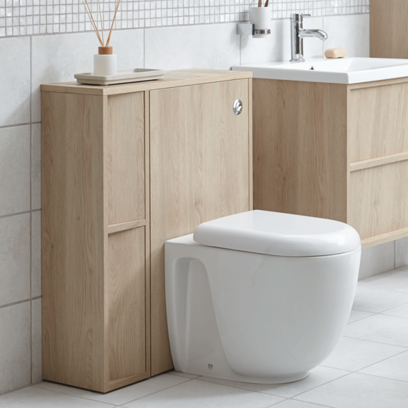 Freeform Back To Wall Pan Bathstore Argyll Mansions