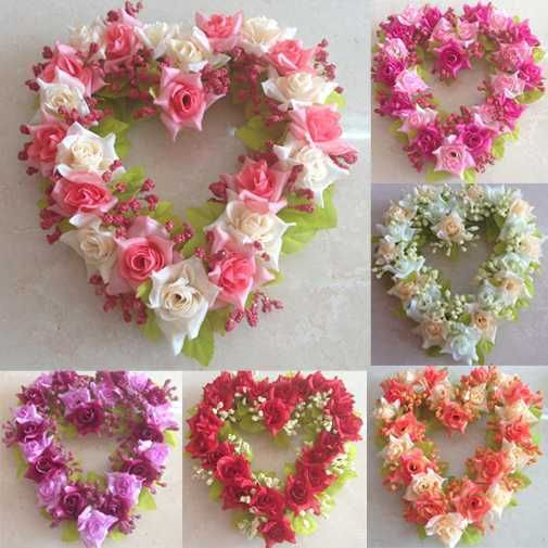 Comprar flores artificiales de seda de for Decoracion hogar aliexpress
