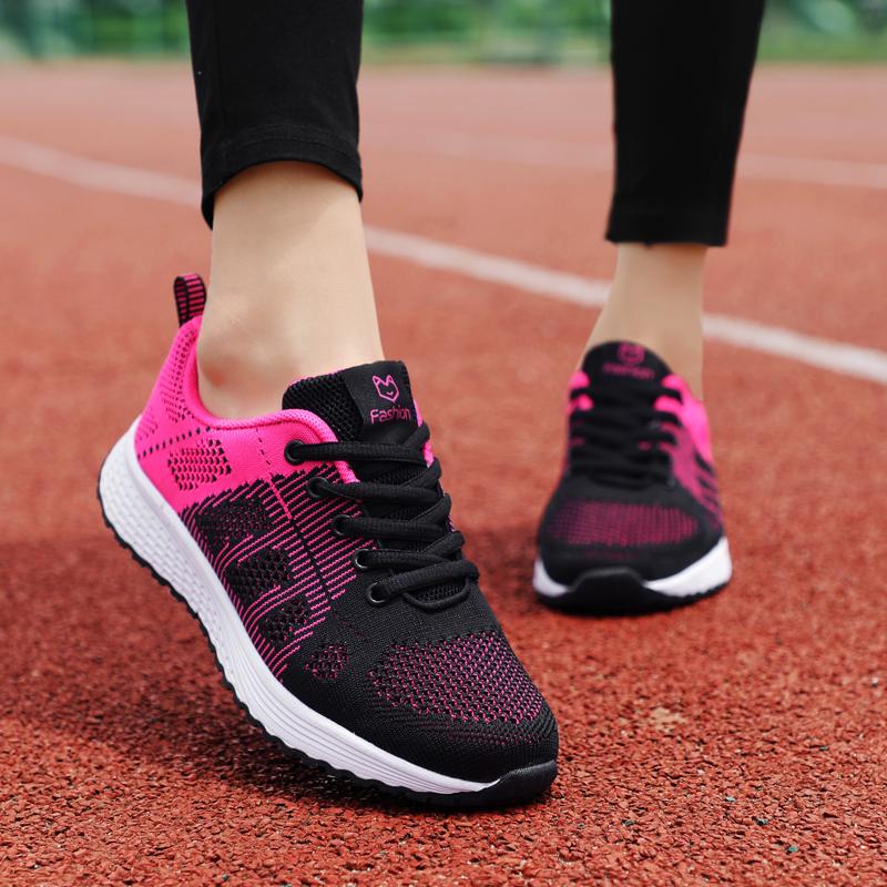 ZHENZU Women's Sport Shoes Female Brand