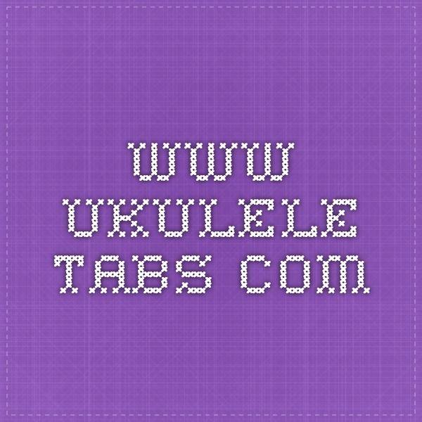 www.ukulele-tabs.com   Ukelele   Pinterest   Joseph gordon levitt ...