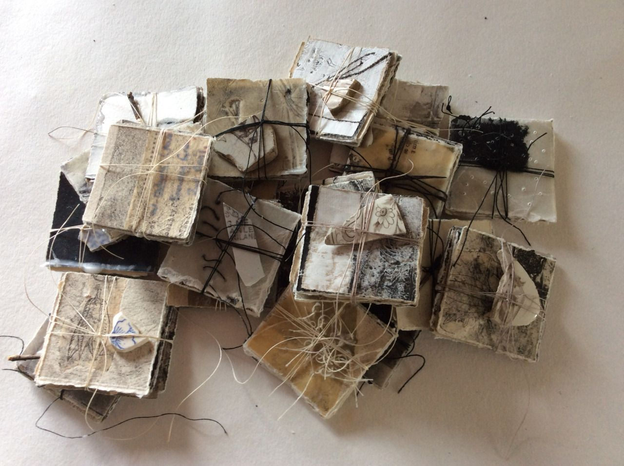 "artpropelled: "" Bundle by Sue Walker """