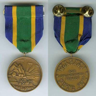The OMSA Medal Database - Distinguished Service Medal (Type II) - OMSA
