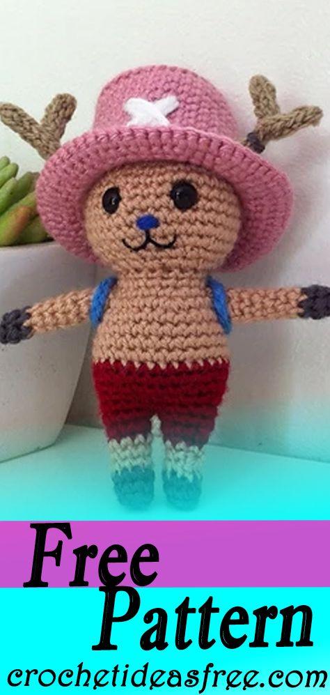 Bambola Amigurumi Uncinetto Tutorial -Muñeca Crochet -Doll Crochet ... | 997x474