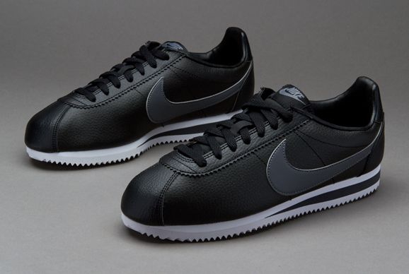 872da62a4243 Nike Sportswear Classic Cortez Leather - Black in 2019